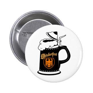 Cerveza Stein de Oktoberfest Pin