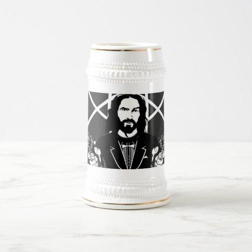 Cerveza Stein de TBR Taza