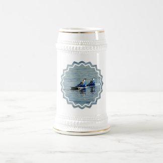 Cerveza Stein de Wakeboarding 360 Tazas De Café