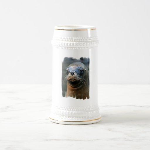 Cerveza Stein de Wet Seal Taza