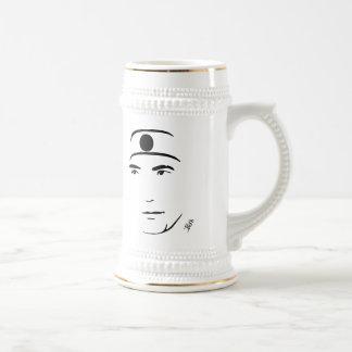 Cerveza Stein de Yukio Mishima Taza De Café