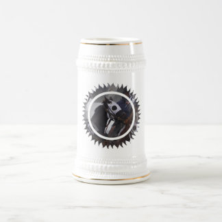 Cerveza Stein del caballo de raza Jarra De Cerveza