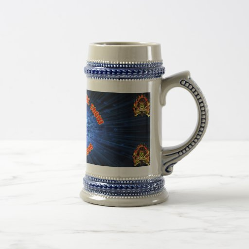 Cerveza Stein del diseñador de CMS Tazas De Café