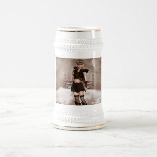 Cerveza Stein del duende de la fantasía Jarra De Cerveza