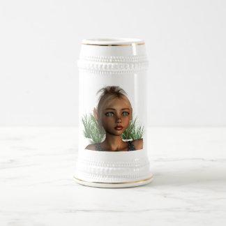 Cerveza Stein del duende del duendecillo Jarra De Cerveza
