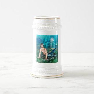 Cerveza Stein del Merman Jarra De Cerveza