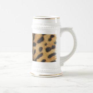 Cerveza Stein del modelo de Jaguar Tazas