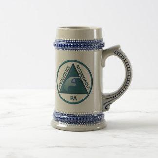 Cerveza Stein del PA Tazas De Café