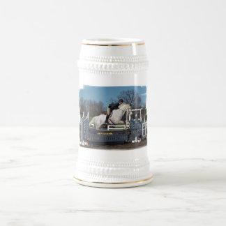 Cerveza Stein del puente del cazador Tazas De Café