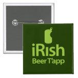 cerveza T'app del mac del irlandés 4 Pins