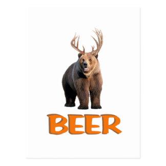 Cerveza Tarjetas Postales