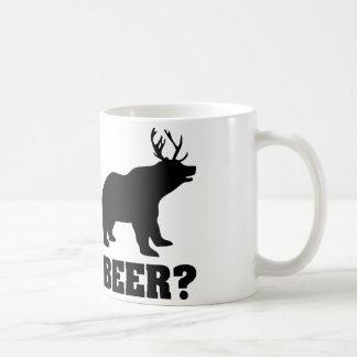 ¿Cerveza? Taza De Café