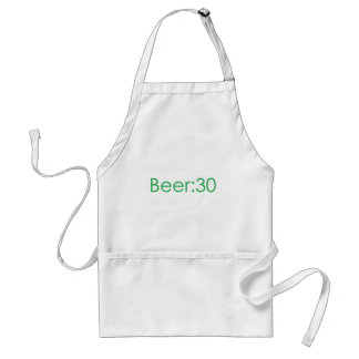 Cerveza Verde 30 Delantal