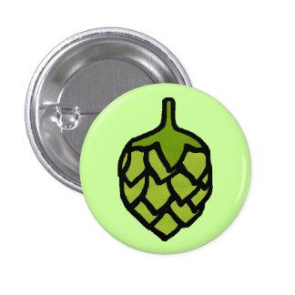 Cerveza verde de la planta de los saltos pin redondo de 1 pulgada