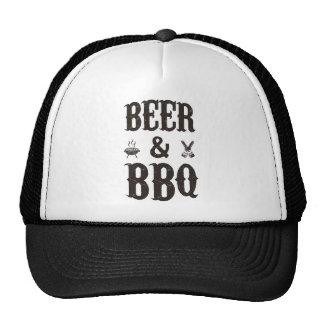 Cerveza y Bbq Gorro