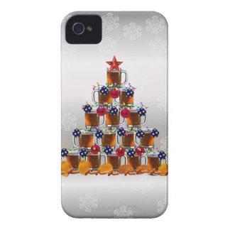 Cerveza y microprocesadores iPhone 4 cárcasa