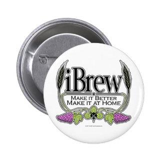 cerveza y vino del iBrew Pin