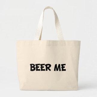 Cerveza yo bolsas lienzo