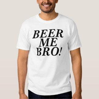Cerveza yo Bro Camisas