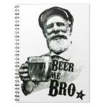 Cerveza yo Bro Libretas