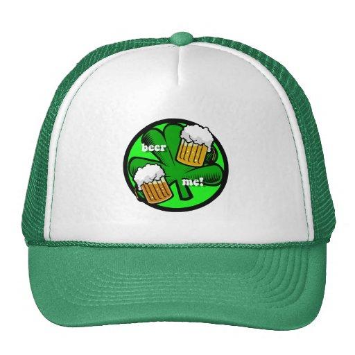 ¡cerveza yo! gorras de camionero