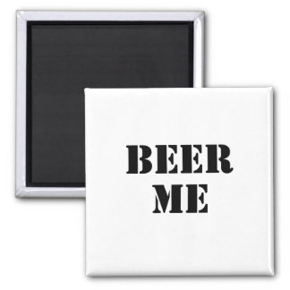 Cerveza yo iman para frigorífico