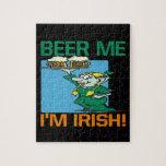 Cerveza yo irlandés Im Rompecabeza