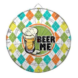¡Cerveza yo!  Modelo colorido de Argyle