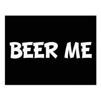 Cerveza yo postales