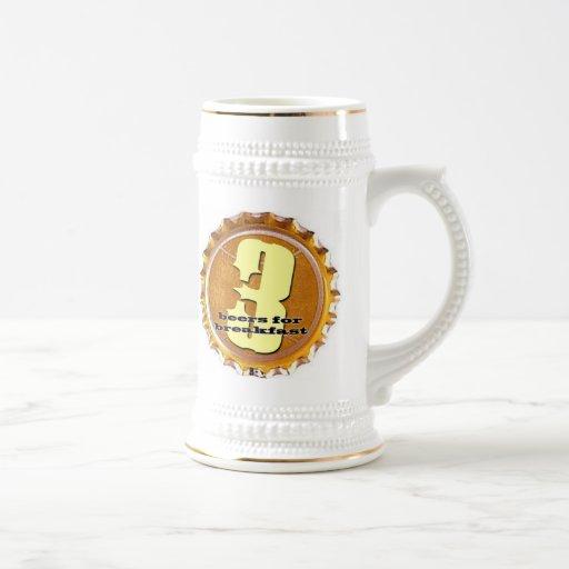 # cervezas para el desayuno Stien Jarra De Cerveza