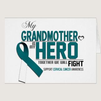 Cervical Cancer Awareness: grandmother Card