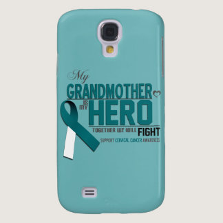 Cervical Cancer Awareness: grandmother Galaxy S4 Cover