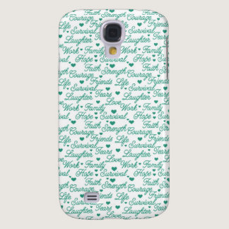 Cervical Cancer Awareness iPhone 3G/3GS Case