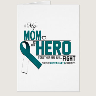 Cervical Cancer Awareness: mom Card
