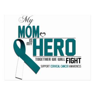 Cervical Cancer Awareness: mom Postcard