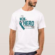 Cervical Cancer Awareness: mom T-Shirt