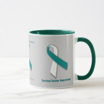 Cervical Cancer Awareness Mug