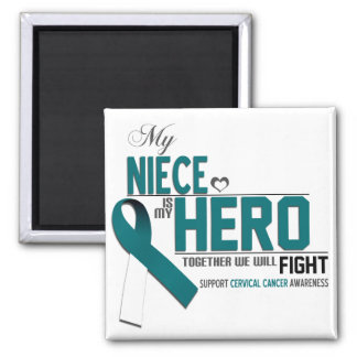 Cervical Cancer Awareness: niece Magnet
