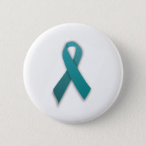 Cervical Cancer Awareness Pinback Button