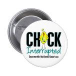 Cervical Cancer Chick Interrupted Buttons
