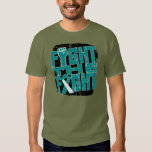 Cervical Cancer Fight The Fight Shirts