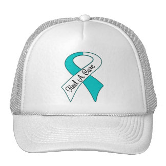 Cervical Cancer Find a Cure Trucker Hat