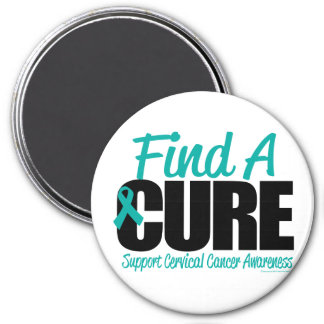 Cervical Cancer Find A Cure Magnet