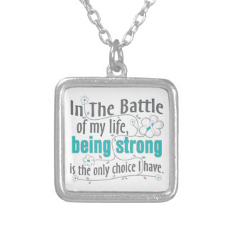 Cervical Cancer In The Battle Jewelry