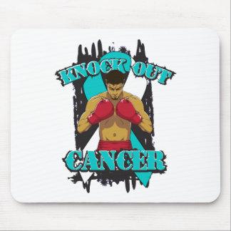 Cervical Cancer Knock Out Cancer Mousepad