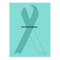 Cervical Cancer Postcard