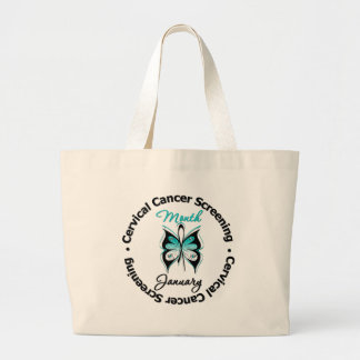 Cervical Cancer Screening Month Bags