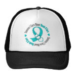 Cervical Cancer Someone I Care About Needs A Cure Trucker Hats
