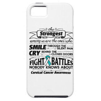 Cervical Cancer Strongest Among Us iPhone SE/5/5s Case