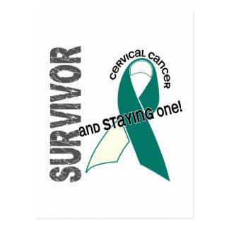 Cervical Cancer Survivor Postcard